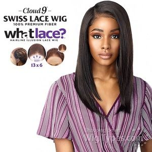Sensationnel Cloud 9 What Lace Swiss Lace Wig